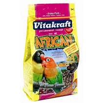 Заказать Vitakraft Afrikan / Корм для Средних попугаев по цене 540 руб