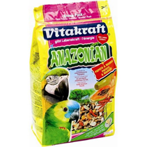 Заказать Vitakraft Amazonian / Корм для Крупных попугаев по цене 550 руб