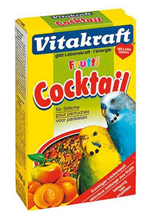 Заказать Vitakraft / Коктейль Фруктовый для Волнистых попугаев по цене 200 руб