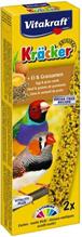 Vitakraft / Крекеры Витакрафт для Экзотических птиц Яичные