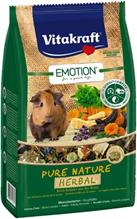 Заказать Vitakraft Pure Nature Herbal / Корм для Морских свинок по цене 440 руб