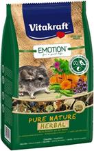 Заказать Vitakraft Pure Nature Herbal / Корм для Шиншилл по цене 430 руб