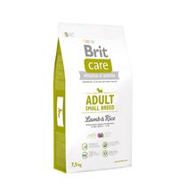 Brit Care Adult Small Breed / Сухой корм Брит для взрослых собак Мелких пород Ягненок Рис