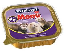 Заказать Vitakraft Delikatess Menu / Консервы для Хорьков по цене 130 руб