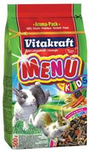 Заказать Vitakraft Menu Kids / корм для Молодых Кроликов по цене 270 руб