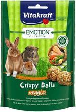 Заказать Vitakraft / Лакомство для Грызунов Crispy шарики Овощные по цене 230 руб