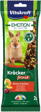Заказать Vitakraft Fruit / Крекеры для кроликов по цене 200 руб