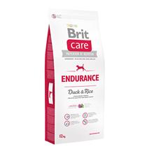 Brit Care Endurance All Breed / Сухой корм Брит для Активных собак Всех пород Утка Рис