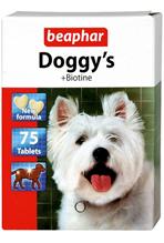 """Beaphar Doggy's+Biotin / Кормовая добавка Беафар для собак с Биотином (""""сердечки"""")"""