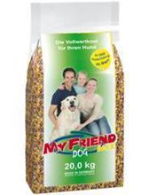 Заказать My Friend Mix / Сухой корм для собак по цене 4460 руб