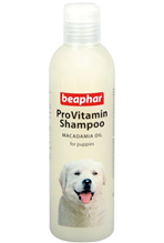 Заказать Beaphar ProVitamin Shampoo Macadamia Oil / Шампунь с Маслом Австралийского ореха для Щенков с Чувствительной кожей по цене 530 руб