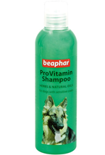 Beaphar ProVitamin Shampoo Herbs&Natural Oils / Шампунь Беафар с Травами для собак с Чувствительной кожей