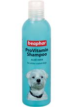 Beaphar ProVitamin Shampoo Aloe Vera / Шампунь Беафар с Провитамином В5 для собак Белых окрасов