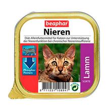 Beaphar Nieren Lamm / Полнорационный диетический корм Беафар Паштет с Ягненком для кошек с почечной недостаточностью