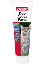 Beaphar Duo Active Pasta / Мультивитаминная Оздоравливающая паста Беафар для кошек Двойного действия