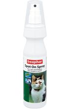 Заказать Beaphar Spot On Spray C / прей Биофар от Эктопаразитов на Натуральных маслах для кошек и котят по цене 710 руб