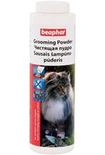 Beaphar Grooming Powder / Пудра Беафар для кошек Чистящая (сухая чистка без воды и мыла)