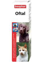 Beaphar Oftal Augenpflege / Лосьон Беафар для Кошек и Собак Уход за Глазами