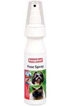 Beaphar Free Spray / Спрей Беафар для Кошек и Собак От Колтунов с миндальным маслом
