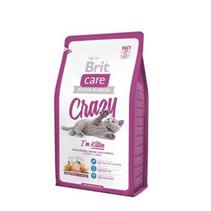 Brit Care Crazy Kitten / Сухой корм Брит для Котят, беременных и кормящих Кошек