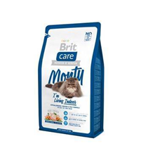 Brit Care Monty Indoor / Сухой корм Брит для Кошек, Живущих в помещении
