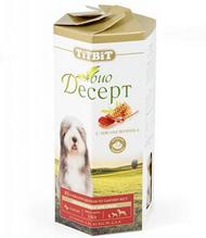 Titbit Био Десерт / Мясное печенье Титбит для собак с Ягненком Standart для Дрессуры