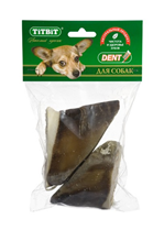 Titbit Dental+ Лакомый кусочек / Лакомство Титбит для собак Копыто мясное Говяжье