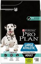 Purina Pro Plan Large Athletic Adult Sensitive Digestion Lamb / Сухой корм Пурина Про План для собак Крупных пород с Атлетическим телосложением Чувствительным пищеварением Ягненок и рис