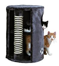 """Заказать Trixie / Домик для кошек """"Башня"""" с Когтеточкой по цене 6750 руб"""