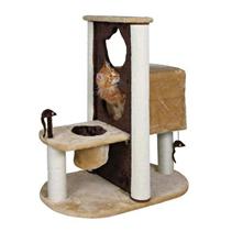 """Заказать Trixie Домик для кошек """"Amelia"""" Коричневый / Бежевый по цене 8330 руб"""