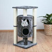 "Заказать Trixie / Домик-труба для кошек ""Vigo"" Серебристо-Серый по цене 7680 руб"