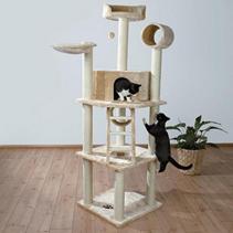 """Заказать Trixie / Домик для кошек """"Montilla"""" Бежевый по цене 20620 руб"""
