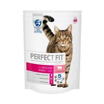 Perfect Fit Adult / Сухой корм Перфект Фит для взрослых кошек Говядина