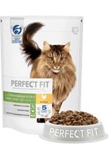 Perfect Fit Senior / Сухой корм Перфект Фит для Пожилых и Стерилизованных кошек старше 7 лет Курица