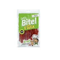 Заказать Brit Let's Bite Stripe o'Duck / Лакомство для собак Утиный хворост по цене 160 руб