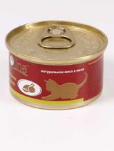 Заказать Molina Kitten / Консервы для Котят Цыпленок в желе Цена за упаковку по цене 1000 руб