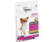 Заказать 1st Choice Adult Toy&Small Breeds / сухой корм для собак Декоративных пород Ягненок Рыба Рис по цене 2830 руб