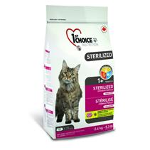 Заказать 1st Choice Sterilized / сухой Беззерновой корм для Стерилизованных кошек Курица Батат по цене 320 руб