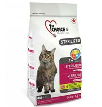 1st Choice Sterilized / Сухой Беззерновой корм Фёст Чойс для Стерилизованных кошек Курица Батат
