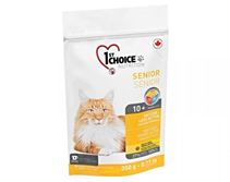 1st Choice Senior Mature or Less Active / Сухой корм Фёст Чойс для Пожилых или Малоактивных кошек Цыпленок