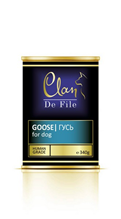 Clan De File / Консервы Клан для собак Гусь (цена за упаковку)
