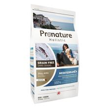 Pronature Holistic / Сухой корм Пронатюр Холистик Беззерновой Средиземноморское меню для собак Мелких пород
