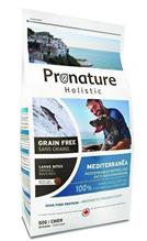 Заказать ProNature Holistic / Сухой корм беззерновой Средиземноморское меню для собак Средних и Крупных пород по цене 340 руб