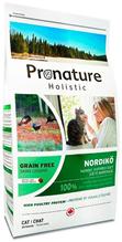 Pronature Holistic / Сухой корм Пронатюр Холистик для кошек Беззерновой Нордико