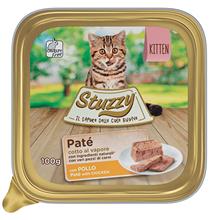 Stuzzy Kitten Pate Chicken / Консервы Штуззи для Котят Паштет с Курицей (цена за упаковку)