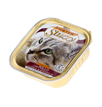Stuzzy Mister Stuzzy / Консервы Штуззи для Стерилизованных кошек Курица (цена за упаковку)