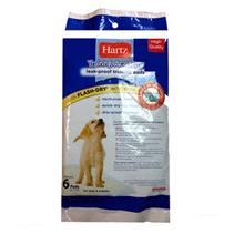 Hartz Training Academy Training Pads / Пеленки Хартц впитывающие для Щенков и взрослых собак 56х56см