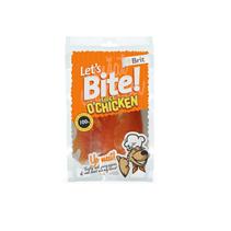 Заказать Brit Let's Bite Fillet o'Chicken / Лакомство для собак Куриная грудка по цене 160 руб