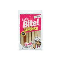 Заказать Brit Let's Bite Chicken Sandwich / Лакомство для собак Куриный сэндвич по цене 150 руб