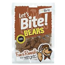 Заказать Brit Let's Bite Bears / Лакомство для собак Мишки по цене 170 руб